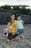 Dengan mommy dan Cheryl