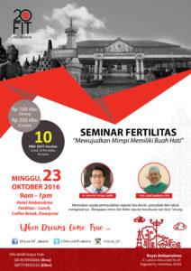 Seminar Infertilitas dan Bayi Tabung Jogja
